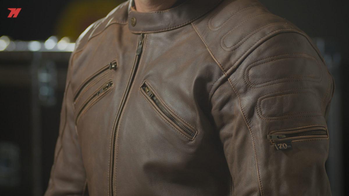 Esta chaqueta Segura es muy cómoda