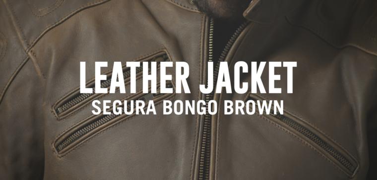 We analyse these new motorcycle leather jacket