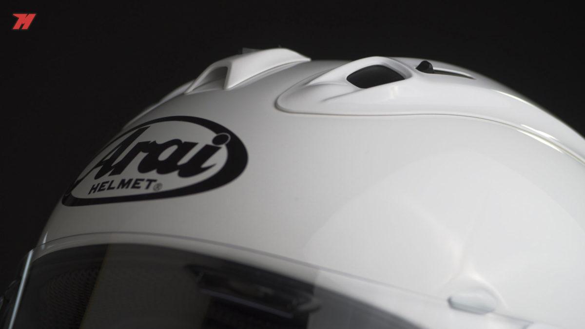 Arai es uno de los fabricantes con un modelo FIM
