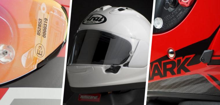 Comparativa en vídeo de los mejores cascos de moto deportivos para circuito con homologación FIM.