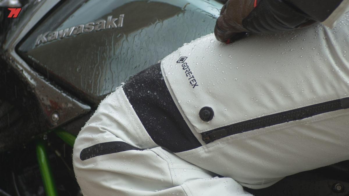 eso es todo Planificado cortina  REVIT POSEIDON 2 GTX JACKET - Long Term Test: REV'IT! Dominator GTX Jacket  and Pants ...