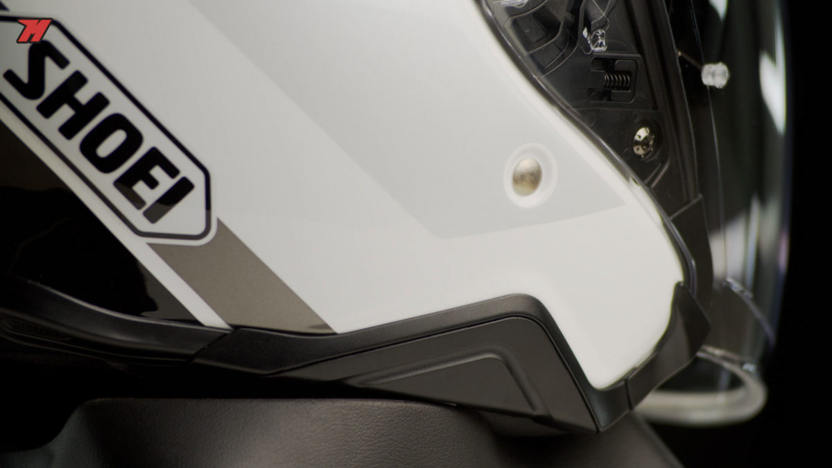Este casco está pensado para incluirle el intercomunicador Sena SRL.
