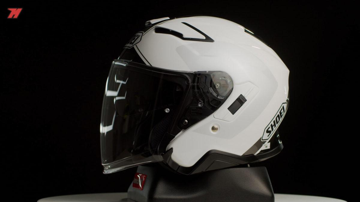 Materiales y detalles de calidad:así es este casco jet.