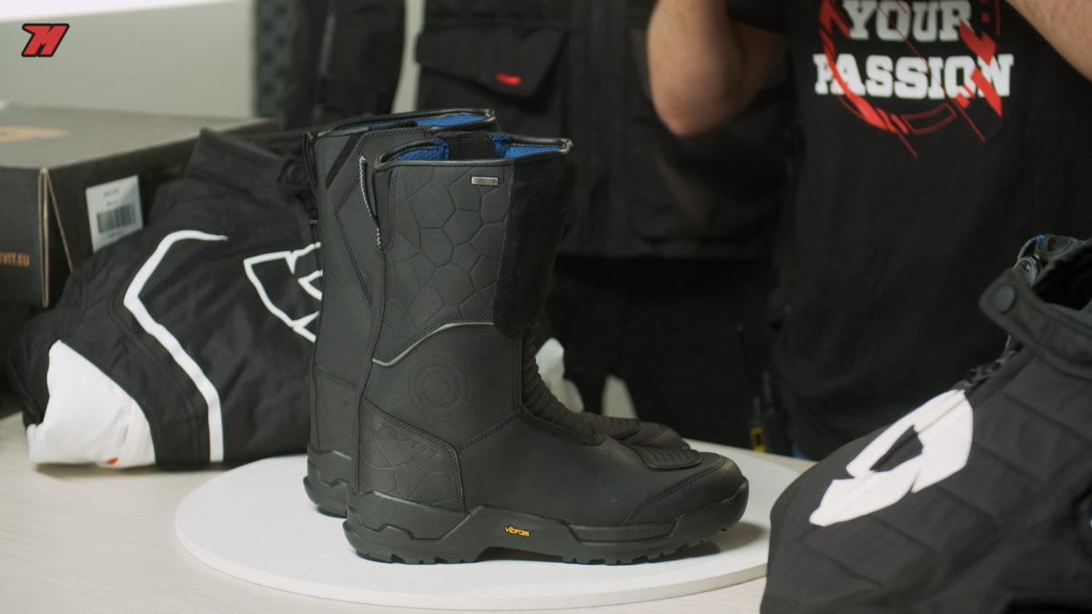 ¿Buscas unas botas de moto trail?