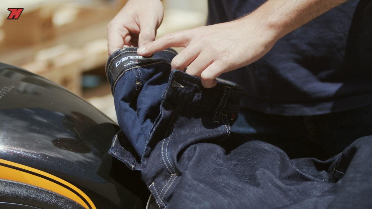 Los pantalones Dainese Tivoli Regular son otra excelente opción