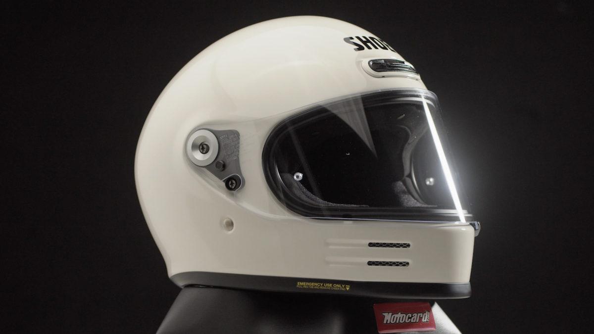 Análisis en vídeo del nuevo casco retro de Shoei