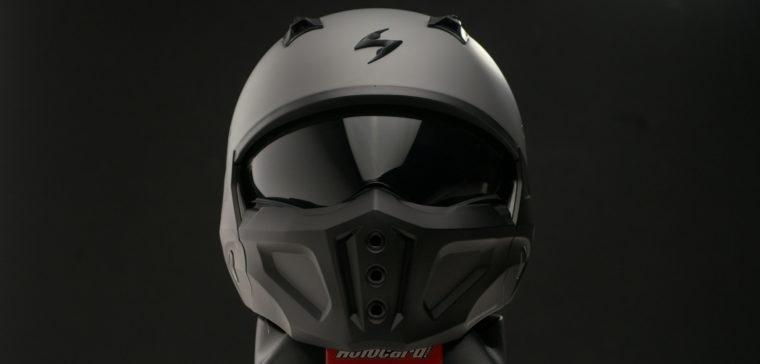 Análisis en vídeo del nuevo casco de moto Scorpion