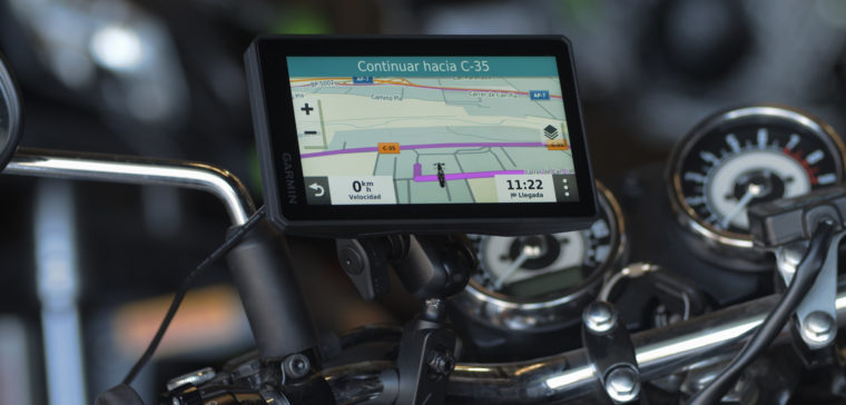Te explicamos las principales funciones del GPS Garmin Zumo XT.
