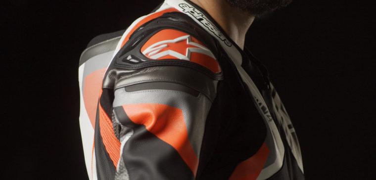 Así es el nuevo traje de moto de Alpinestars
