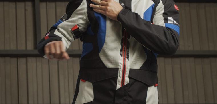 Análisis de la chaqueta de moto Spidi Terranet Windout, una chaqueta de moto trail muy versátil