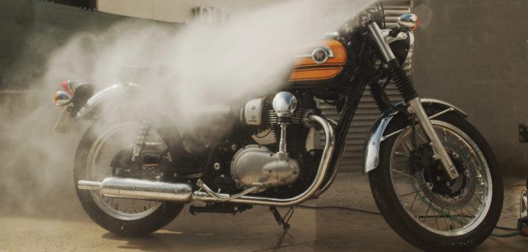 Te explicamos la mejor manera de limpiar tu moto