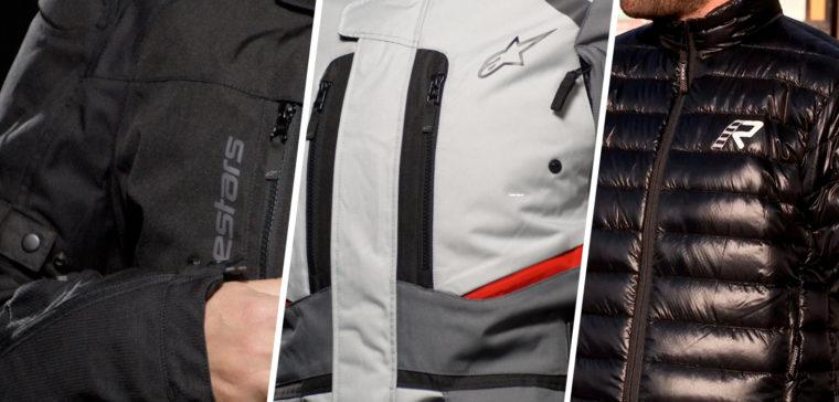 Estas son las mejores chaquetas de moto para invierno 2020