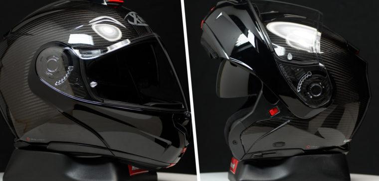Análisis y prueba del casco X-lite X-1005 Ultra Carbon N-Com