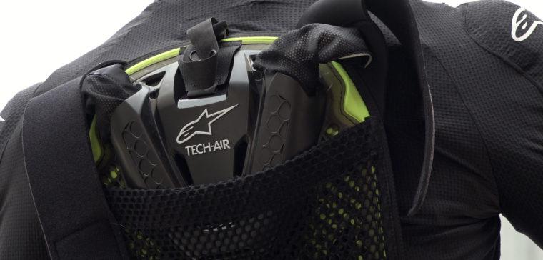 Te explicamos en este vídeo cómo funciona el airbag Alpinestars Tech-air Off-Road