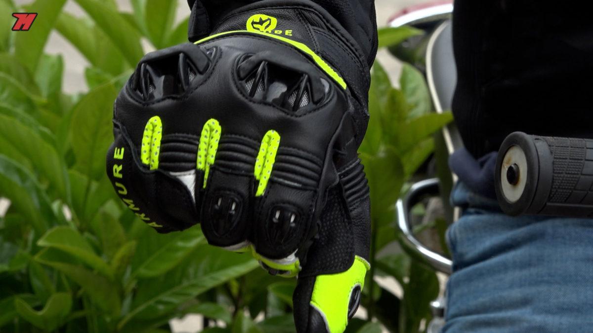 Los guantes Armure Stace son perfectos para entretiempo