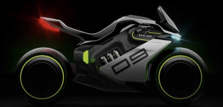 Esta es la moto eléctrica del futuro