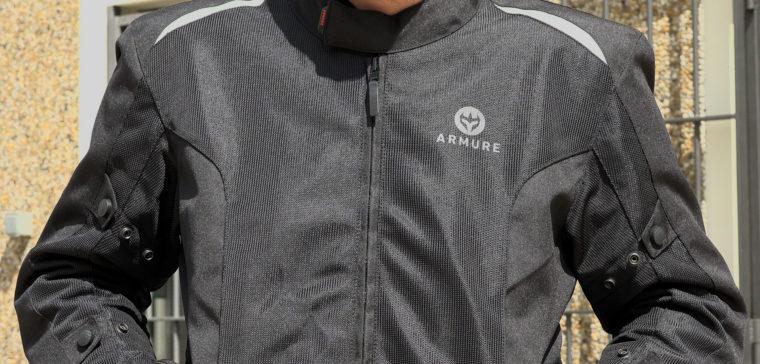 Análisis en vídeo de la nueva chaqueta ventilada Armure Juno